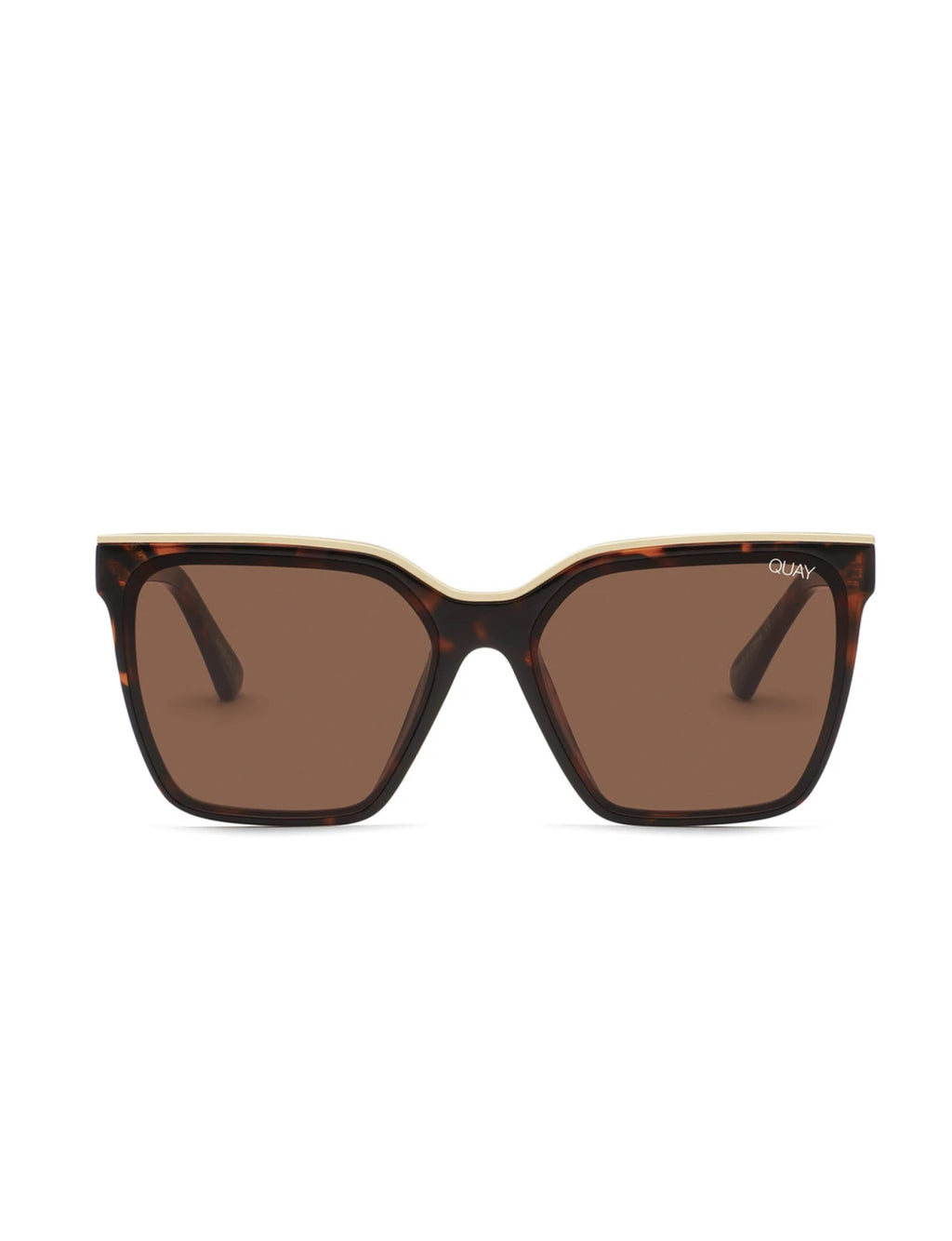 Level Up in Tort Gold/Brown