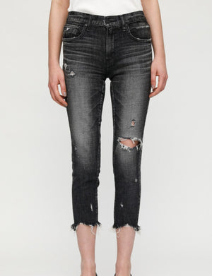Glendele Skinny in Black