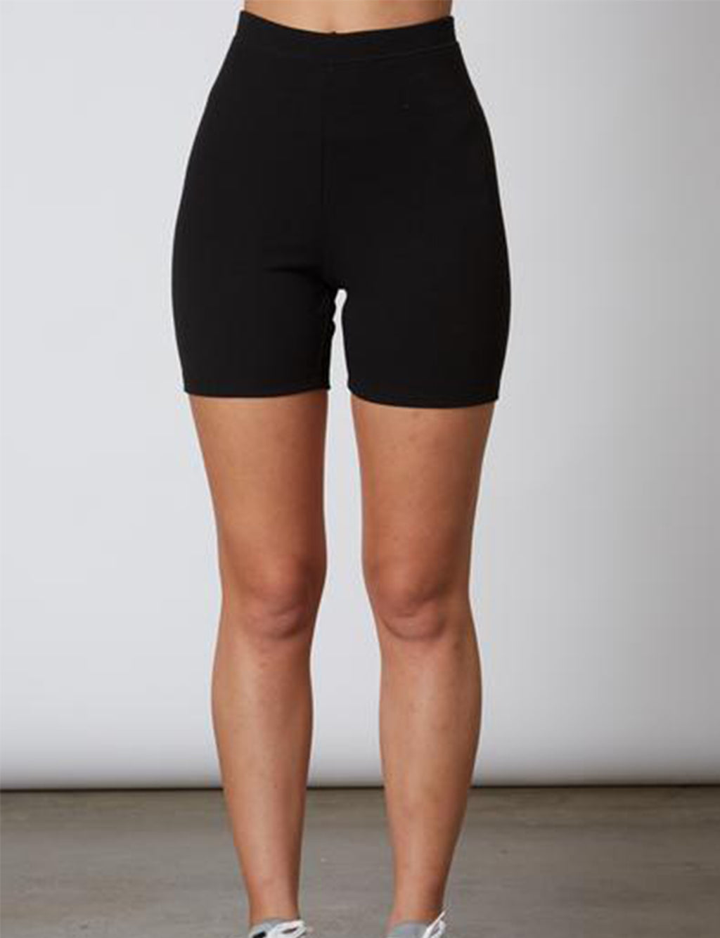 Serena Bike Short in Black