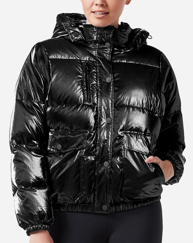 Mont Blanc Puffer in Black