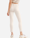 Raw High Rise Jegging in Tea