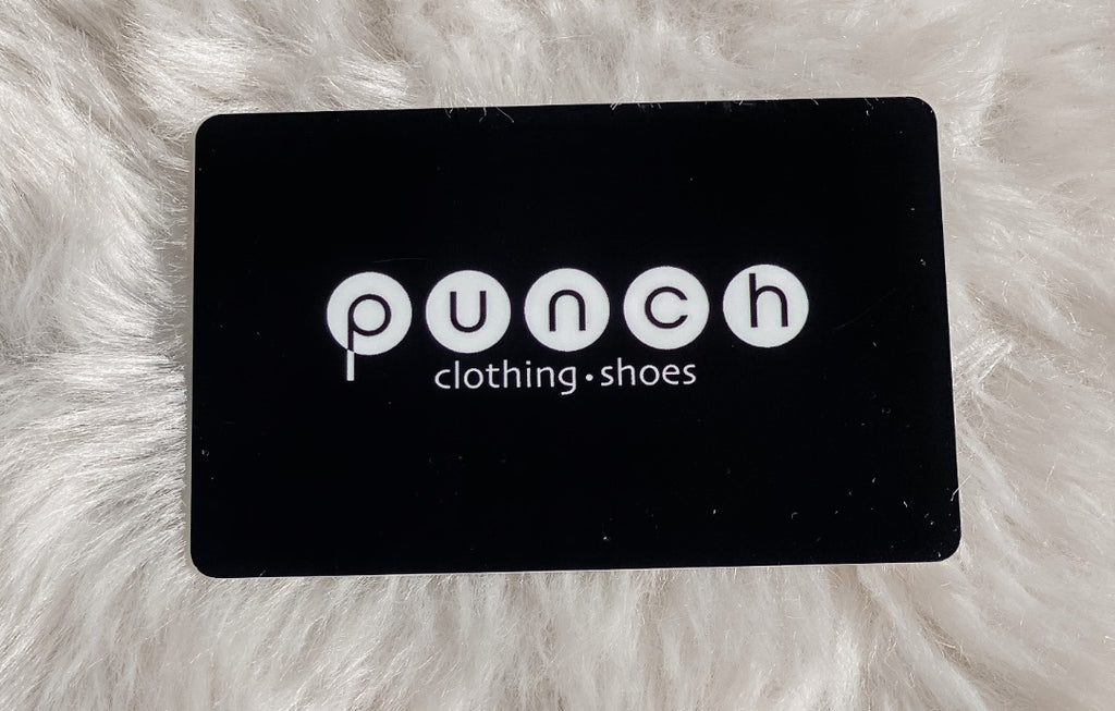 Punch Online Gift Card