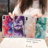 Dreamy Marble iPhone Case - Like Buy Love