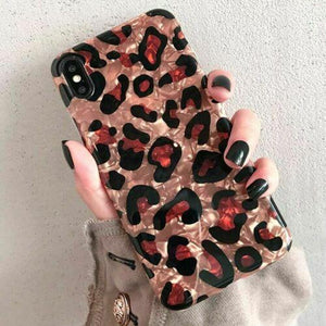 Leopard Print iPhone Case - Like Buy Love