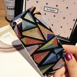 Multicolor Glitter iPhone Case - Like Buy Love