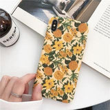 Fallen Flowers iPhone Case - Like Buy Love