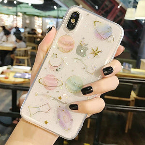 Solar Glitter iPhone Case - Like Buy Love