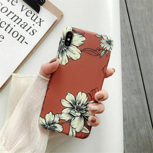 Retro Flower iPhone Case - Like Buy Love