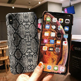 Snake Pattern iPhone Case - Like Buy Love