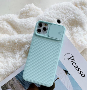 Lens Protector iPhone Case - Like Buy Love