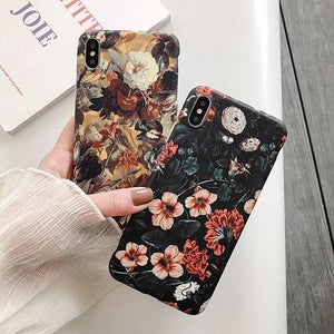 Floral Garden iPhone Case - Like Buy Love