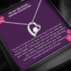 Grand Daughter Necklace - Like Buy Love