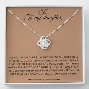 Dearest Daughter Necklace - Like Buy Love