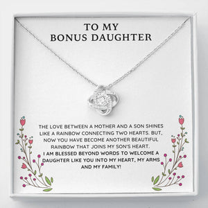 Bonus Daughter Necklace - Like Buy Love