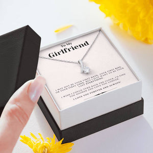 Forever Love Girlfriend Necklace