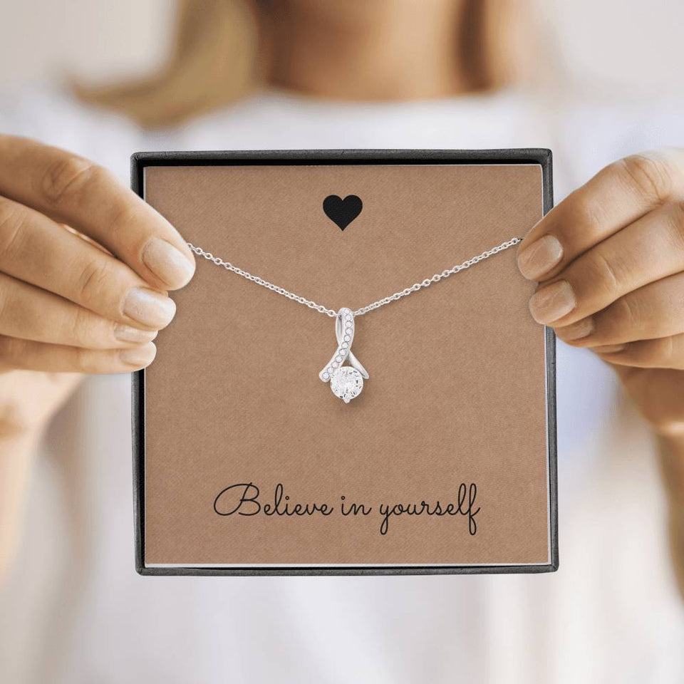 Believe in Yourself - Like Buy Love
