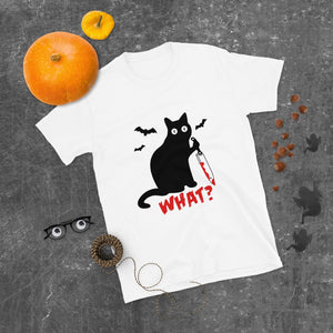 Cat Knife Tshirt - Like Buy Love