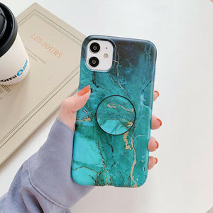 Marble iPhone Case - Like Buy Love