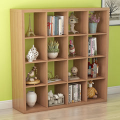 Oak_Cube Storage Unit