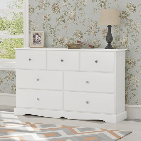 Chest of 7 Drawers |135 x 35 x 84 cm