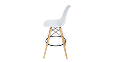 White_bar stool