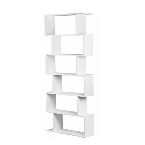 White_bookcase