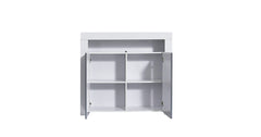 High Gloss Cabinet with LED