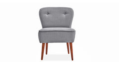 Grey_fabric tub chair