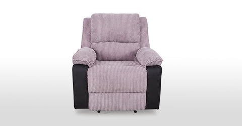 Fabric Recliner Armchair Sofa Lounge Living Furniture