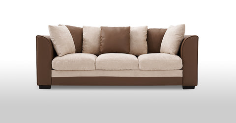 3 Seater Fabric Sofa