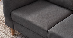 Grey_3 Seater Sofa