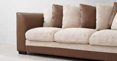 3 Seater Fabric Sofa ,More Option Available