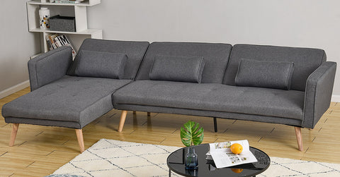Grey_sofa bed