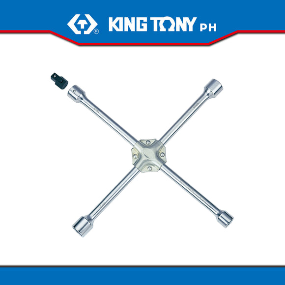 Wheel Nut Wrench (Cross Wrench)