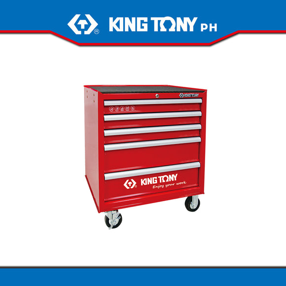 Tool Trolley and Toolbox