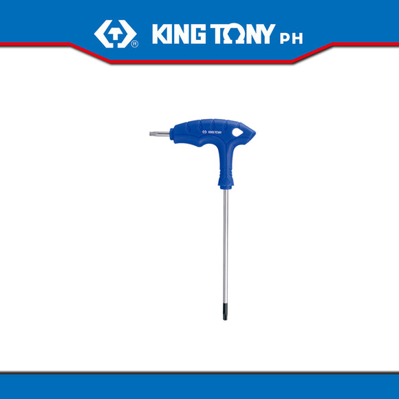 King Tony #1163R/1153R, Torx Wrench w/ Handle (L-handle/ T-handle)