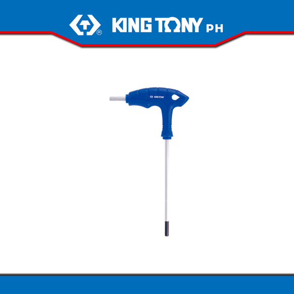 King Tony #1165MR/1155MR, Allen Wrench w/ Handle (L-handle/ T-handle)