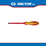 King Tony #1471/1472, Insulated Screwdriver (Phillips/Slotted) - United Solid Facility Inc.