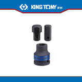 "King Tony #1740/1954, 3/4"" Drive Impact Bit Socket - United Solid Facility Inc."