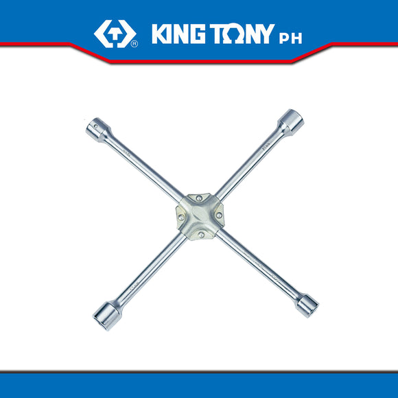 King Tony #1991, Wheel Nut Cross Wrench - United Solid Facility Inc.