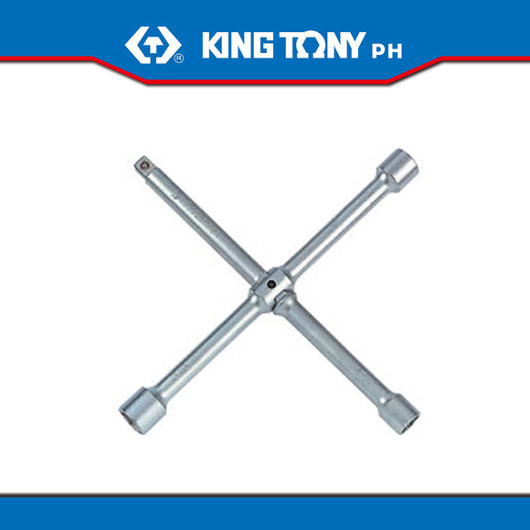 King Tony #1996, Assembling Wheel Nut Cross Wrench - United Solid Facility Inc.
