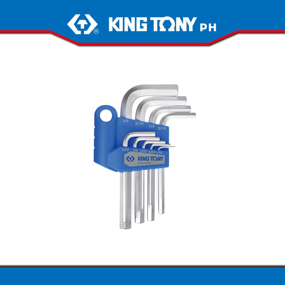 King Tony Allen Key Set (english)