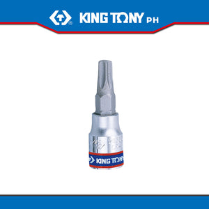 "King Tony #2033/2037, 1/4"" Drive Torx Bit Socket - United Solid Facility Inc."