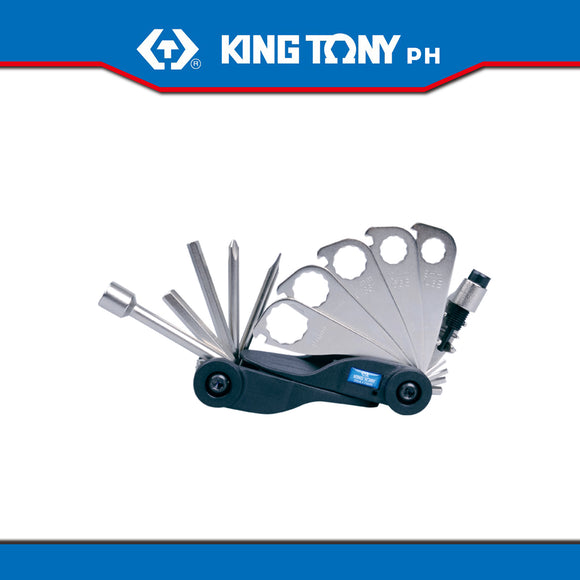 King Tony #20A17MR, 20 Pc. Bicycle Repair Tool