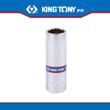 "King Tony #2235M, 1/4"" Drive Deep Socket (metric)"
