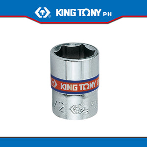 "King Tony #2335S/2330S, 1/4"" Drive Standard Socket (english) - United Solid Facility Inc."