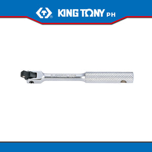 "King Tony #2452-05F, 1/4"" Drive Flexible Handle 5"" - United Solid Facility Inc."