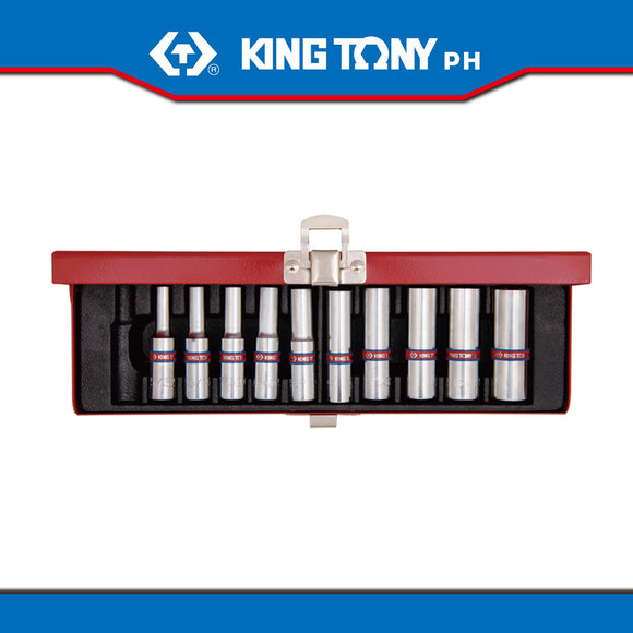 King Tony #2510SR, 1/4