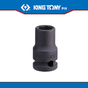 "King Tony #2535M, 1/4"" Drive Impact Socket (metric) - United Solid Facility Inc."