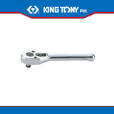 "King Tony 1/4"" Drive Reversible Ratchet - United Solid Facility Inc."